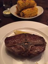 Double lamb chop, The Cut, Sydney
