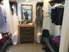 Huka Lodge–Dressing Room