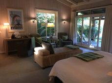 Huka Lodge–Room Sitting Area