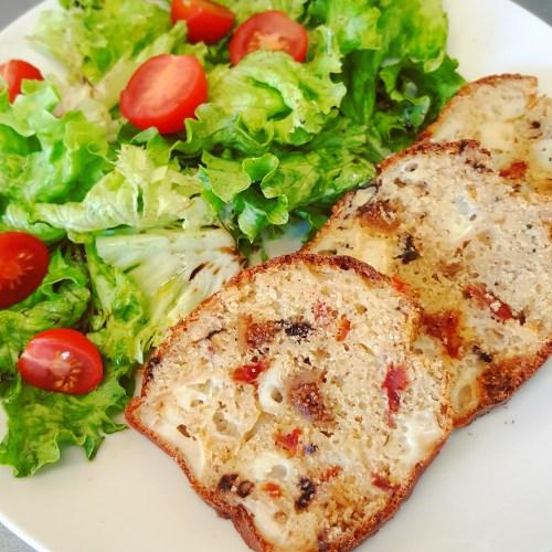 Cake sal au ch vre figues tomates s ch es cuisine ta for Cuisine ta ligne