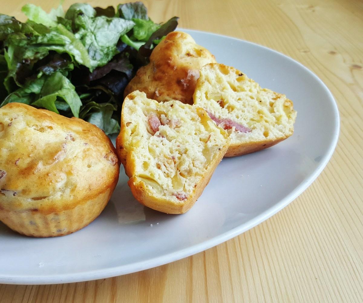 Muffins fa on flammekueche cuisine ta ligne for Cuisine ta ligne