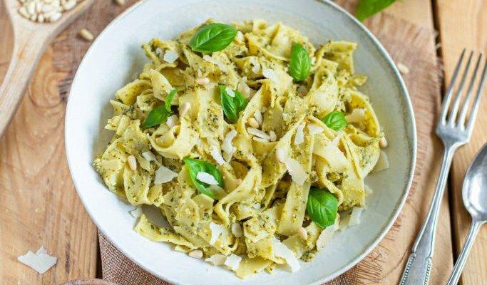Pesto de courgettes