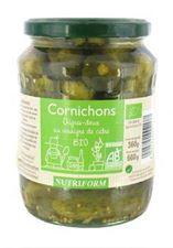 Cornichons NutriForm Bio