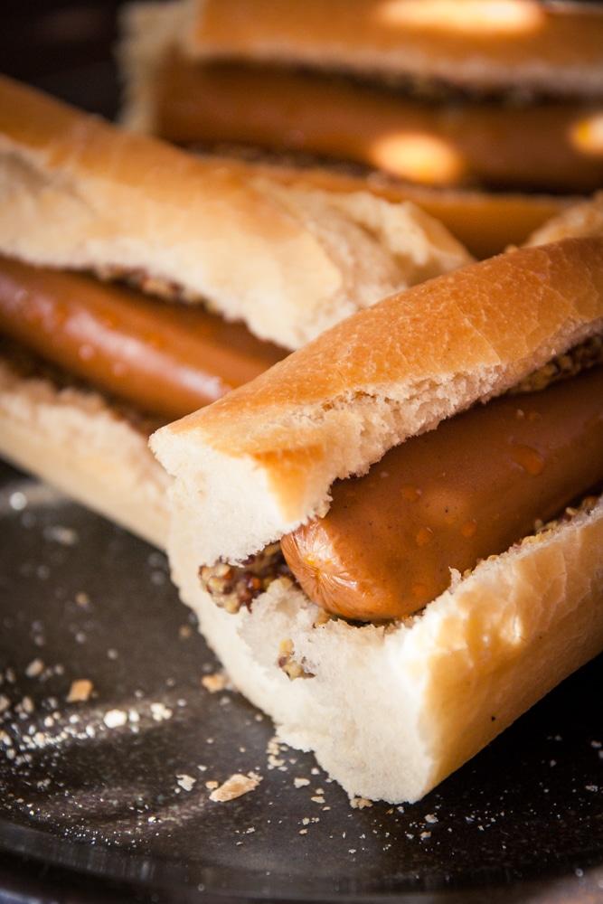 Hot dog v gane astuce pain croustillant cuisine v gane - Cuisine thai pour debutants ...