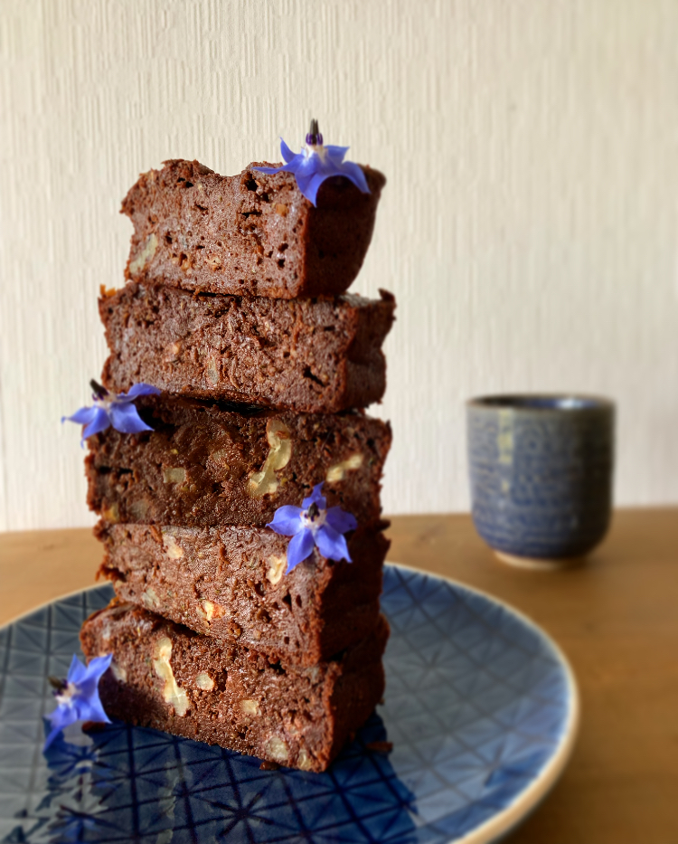 Brownie-Courgette 🍫