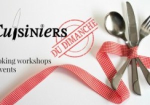 Cooking workshops in English