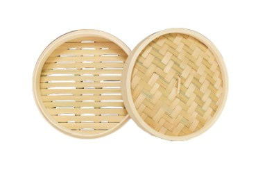choisir son cuit-vapeur : panier bambou