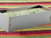 closeup salsa bowl