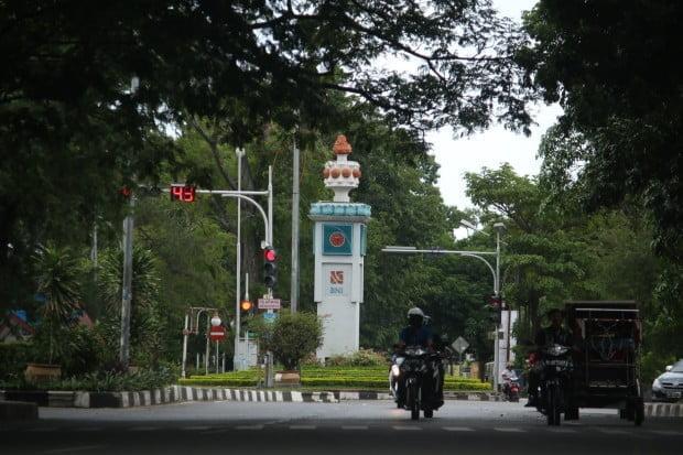Tugu Simpang Jam Kota Banda Aceh
