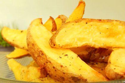 papas al horno con queso facil rapida