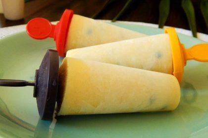 helado de yogurt maracuya casero facil