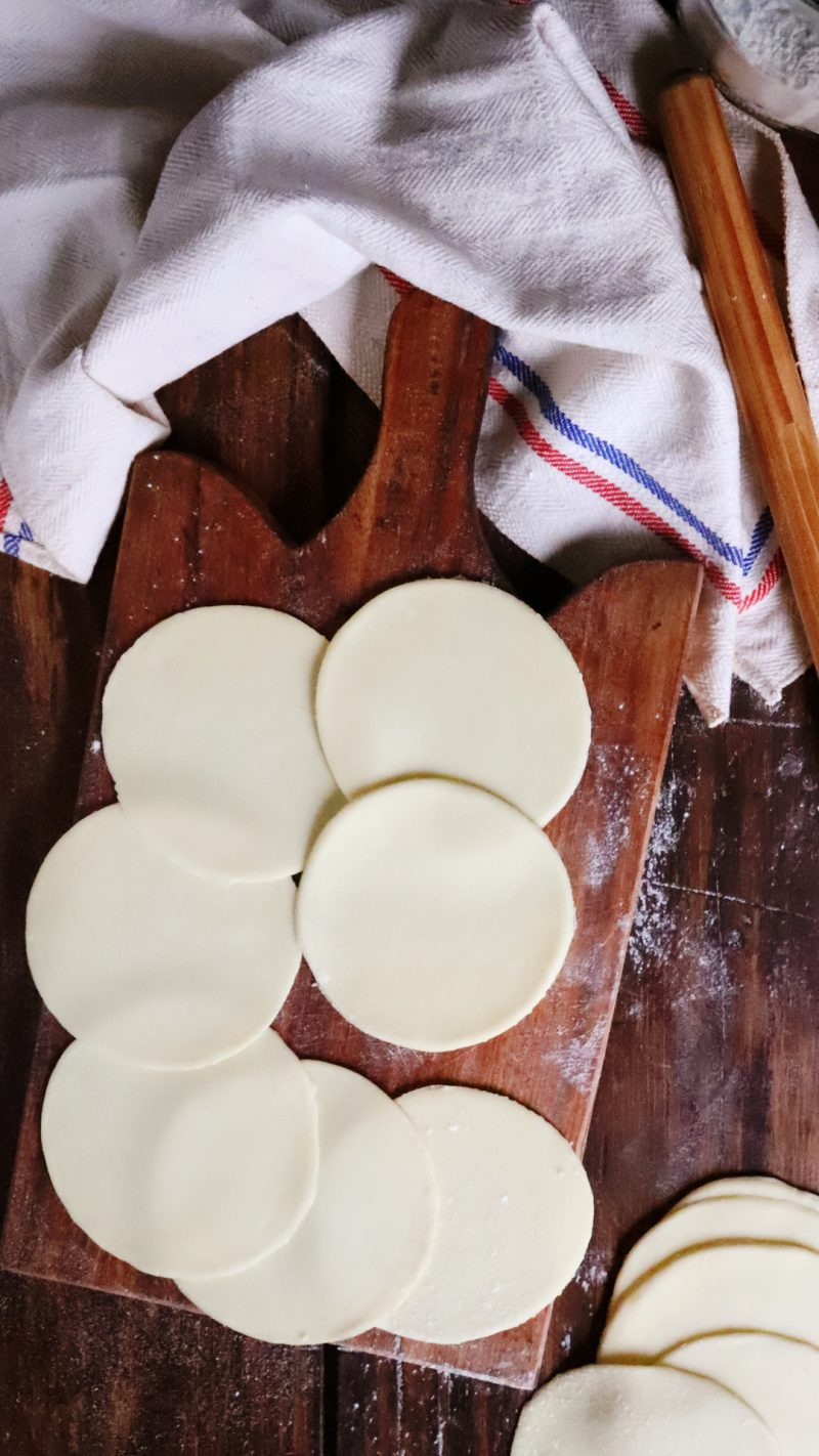 masa para empanadas casera tapas