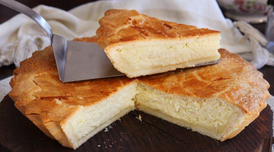 tarta de ricota dulce masa casera