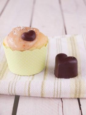 Cupcakes s bijelom čokoladom