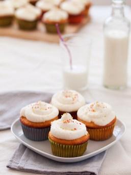 Cupcake s limunom i kokosom