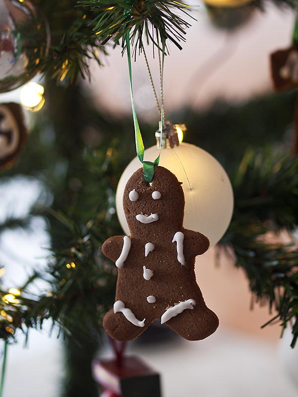 Gingerbread čovječuljak