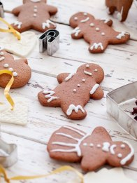 keksi gingerbread