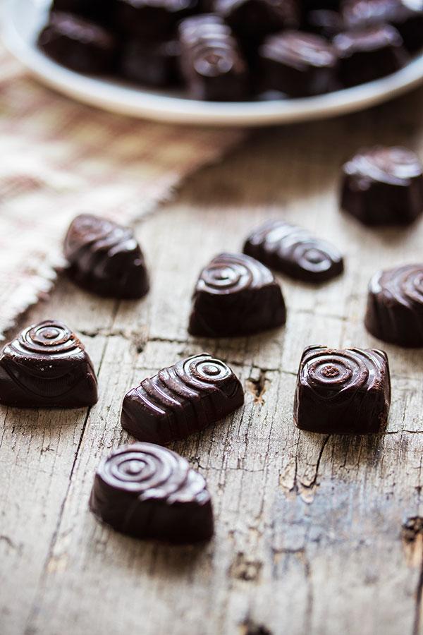 Domaće čokoladice