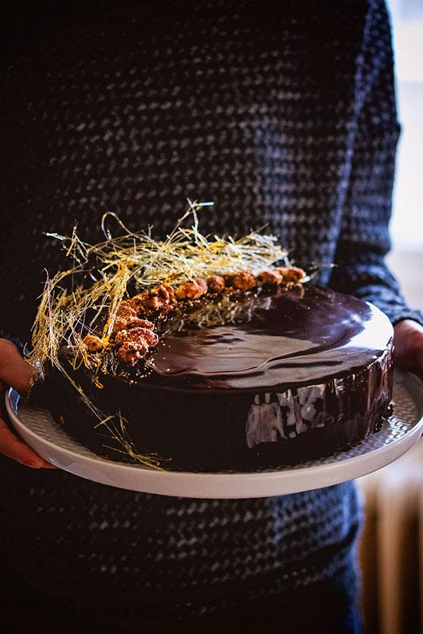 Kremasta torta od kestena