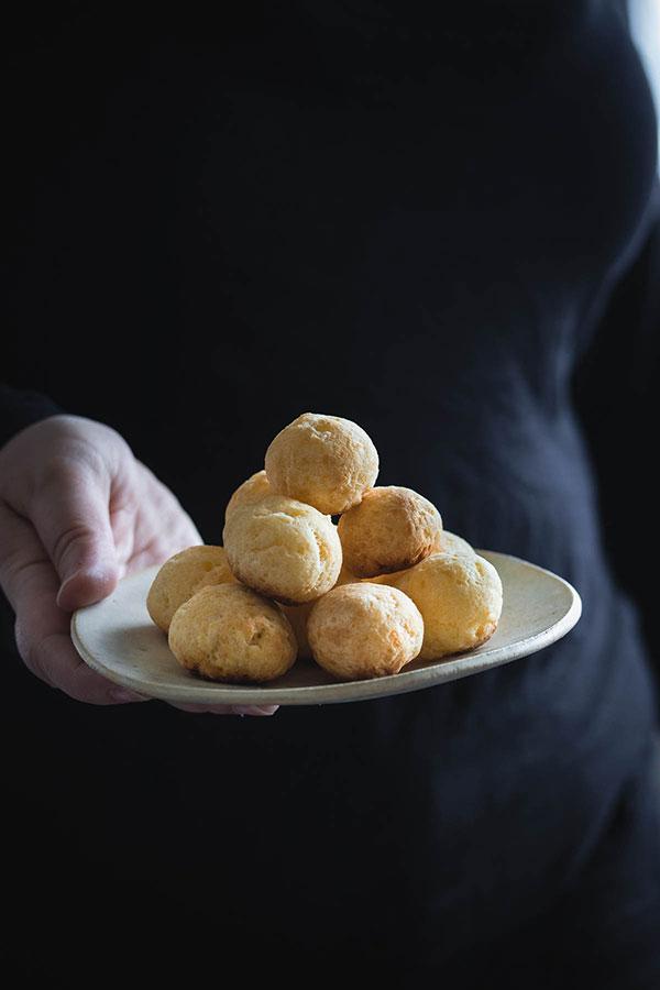 pão de queijo - brazilski kruščići od sira