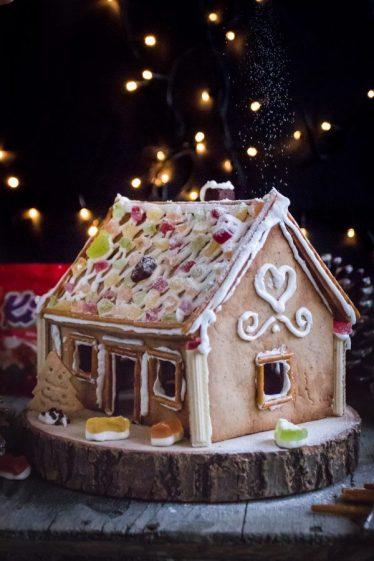 gingerbread kućica Kraš