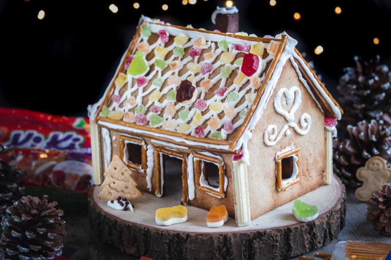Gingerbread kućica