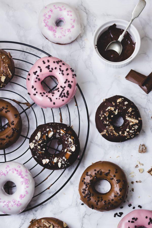 Donut - šarene krafne