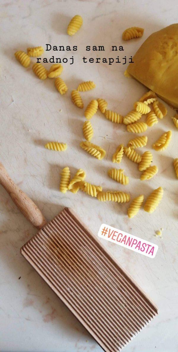 Gnocchetti sardi - izrada
