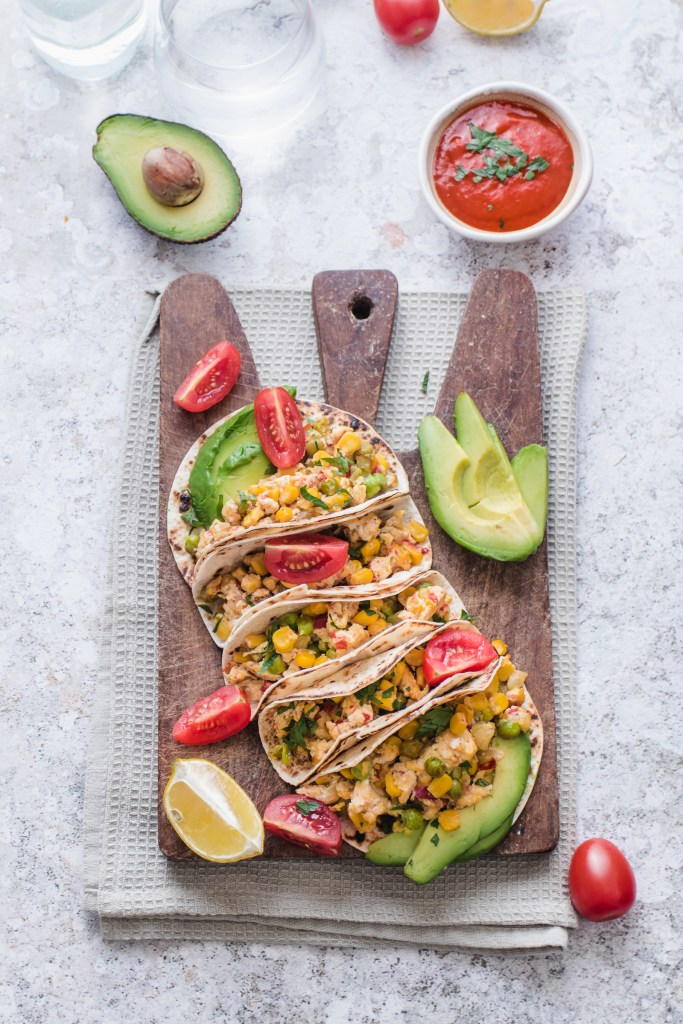 Tacosi s kajganom