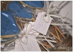 Galletas decoradas para bodas, galleta de corazón para invitados