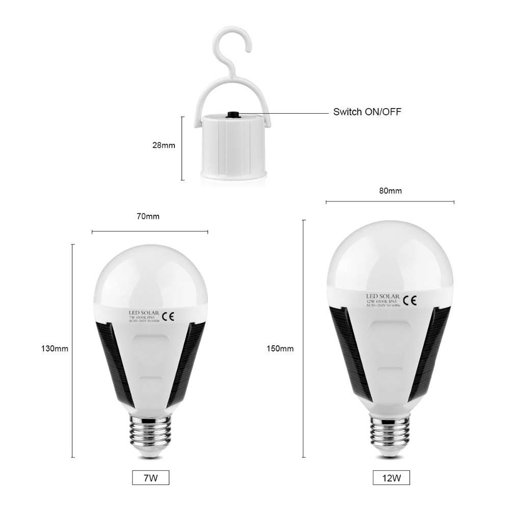 Light Rechargeable Bulb