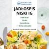 Jadłospis dieta o niskim indeksie glikemicznym 1800 kcal 14 dni Edukator Cukrzycowy dietetyk Noemi