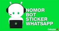 nomor bot sticker whatsapp wa