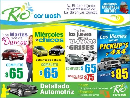 Franks Car Wash Logo