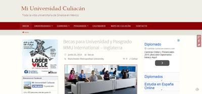 miuniversidad screenshot