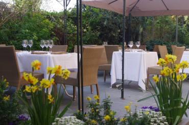 terrasse café Béthune