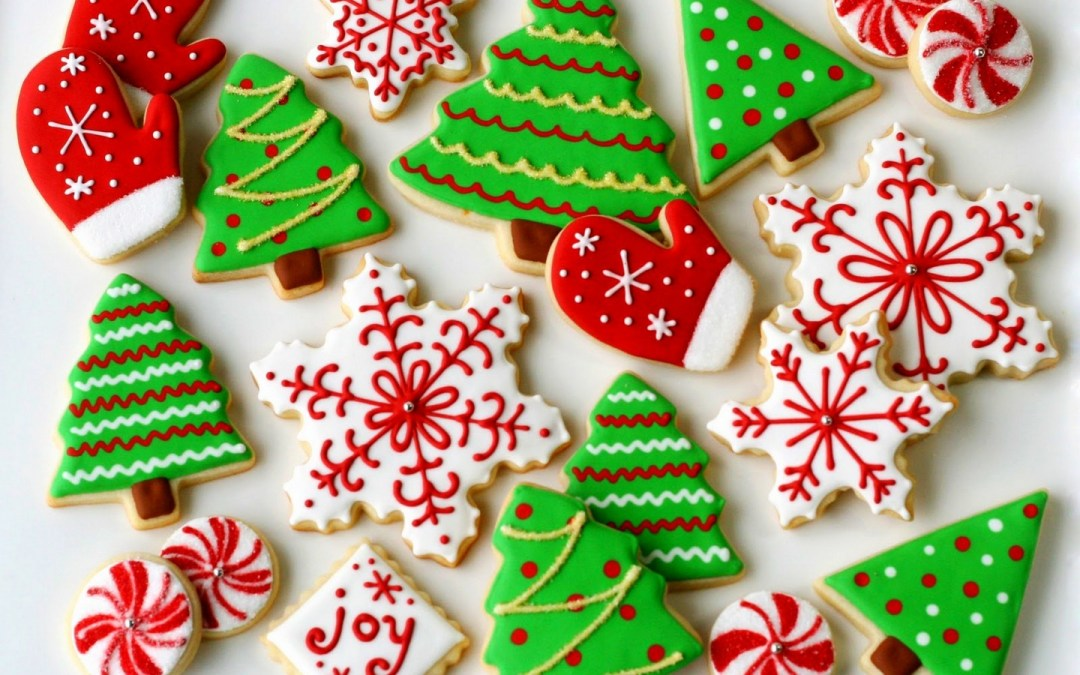 Holiday Decorating with Royal Icing – December 8th
