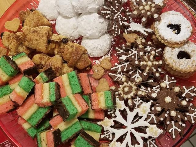 Holiday Cookie Exchange 12/13/19