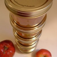 lingering autumn cider jelly