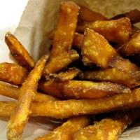 burgerville sweet potato fries