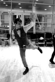 Culinarian was thrilled to team up with CU Swing Dancing! Marcus Levine demonstrates his skills.