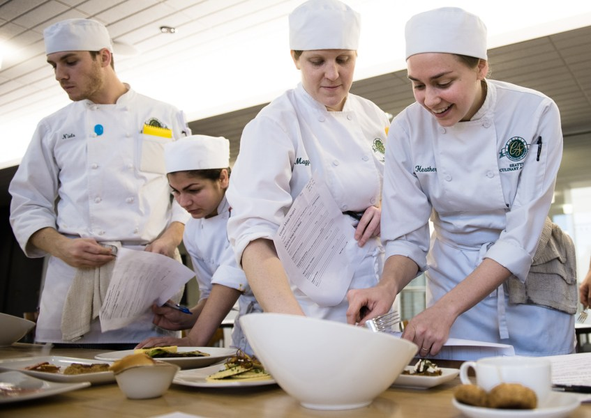 Culinary Arts   Culinary programs at Seattle Central College Career Opportunities  Culinary Arts