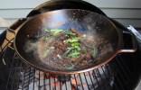 Wok-fried Mongolian Beef