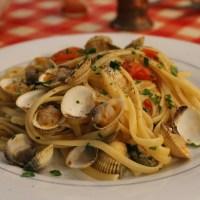 Luscious Linguini with Seafood