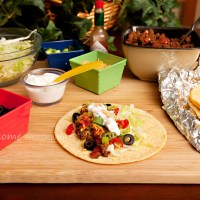 FODMAP Free Tacos