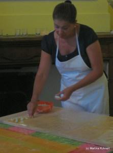culinary tours handmade Tortellini