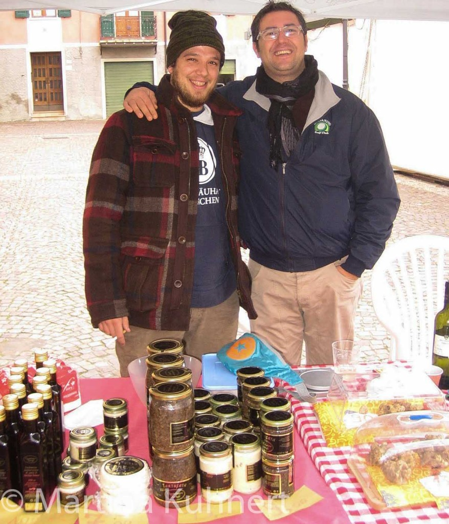 food tour bologna, truffle in savigno