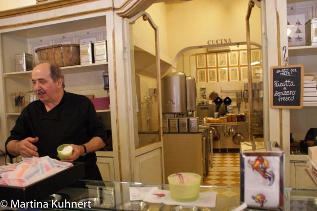 culinary tour italy, food tour bologna, cremeria stefano, gelato bologna