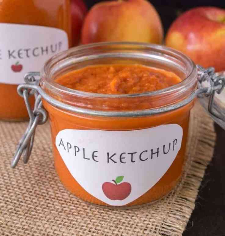A healthy, homemade apple ketchup that is sugar free, very flavorful and can be used in and on so many dishes. Everyone's favorite condiment just got a flavor boost for a ketchup that is a little different.