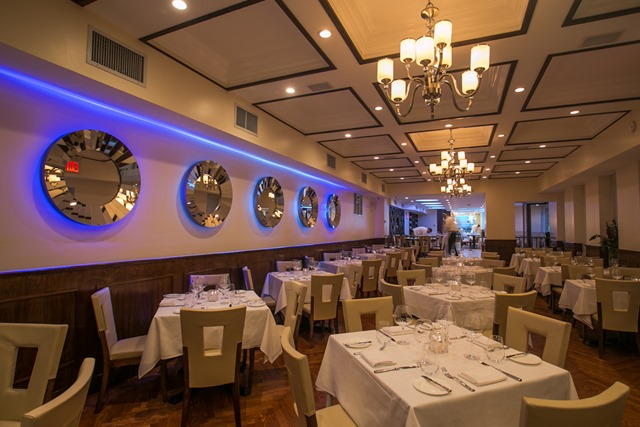 THE SEA FIRE GRILL Supreme New Midtown Seafood The